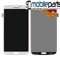 Дисплей (Модуль) + Сенсор (Тачскрин) для Samsung i9200 | Galaxy Mega (Белый)