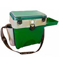 Ящик для зимней рыбалки A-Elita с термометром