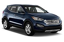 Лобове скло Hyundai Santa Fe 2013-2017