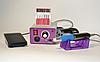 Стартовый набор для наращивания ногтей гелем с лампой и фрезером., фото 3