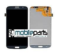 Дисплей (Модуль) + Сенсор (Тачскрин) для Samsung i9200 | Galaxy Mega (Синий)