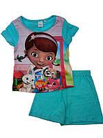 Бирюзовая пижама на девочку Дисней