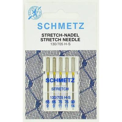 """Набор игл """"Schmetz"""" стрейч № 65-90 (5 шт.)"""