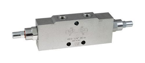 Подвійний клапан моделі KLV-A salhydro