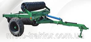 Каток зубчато-кольчатый LAND ROLLER 6.0м