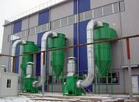 Проверка эффективности газоочистного оборудования