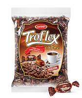 Кофейные жевательные конфеты Troflex Coffee 1 кг Турция