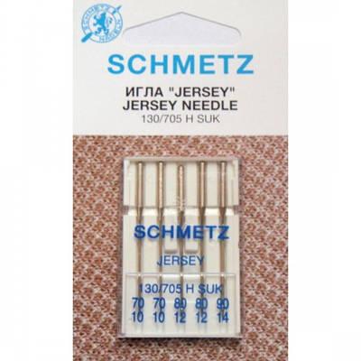 "Набор игл ""Schmetz"" джерси № 70-90 (5 шт.)"