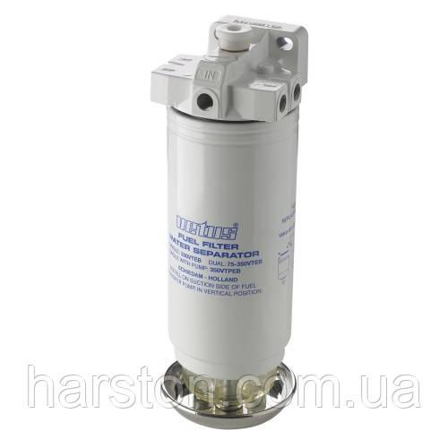 Топливный фильтр сепаратор Vetus 350VTEPB с насосом для дизеля