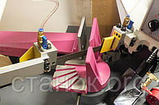 Optimum S 275 NV Ленточнопильный станок по металлу верстат Ленчтоная пила опти с 275 нв, фото 3