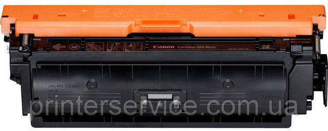 Картридж Canon 040Bk для LBP710Cx LBP712Cx