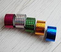 Обмотка для обруча гимнастического голография (разные цвета)