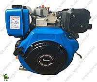 Двигатель для мотоблока Беларусь 186FE без шкива