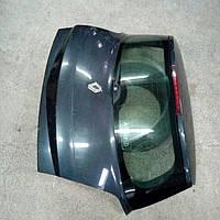 Ляда Крышка багажника Renault Megane 2 Hatchback 5D