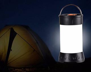 Фонари и лампы переносные, кемпинговые, туристические на аккумуляторах, солнечных батареях