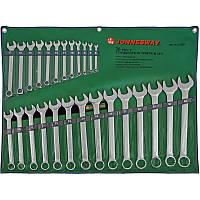 Набор ключей комбинированных Jonnesway 6-32 мм (26 предметов)