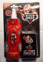 Полироль + мочалка Joker-35 Auto Protectant Клубника