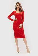 Шикарное женское платье по фигуре LALUNA, фото 1
