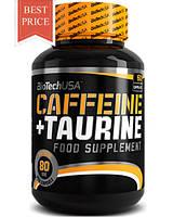 BioTech Caffeine + Taurine 60 caps