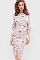 Красивое женское платье с цветочным принтом ARIS, фото 1