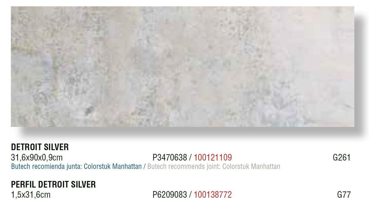 Керамическая плитка Porcelanosa Oman/Detroit/Tibet/Marmi 31,6x90