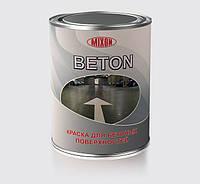 Mixon Beton — краска для бетона на алкидной основе.