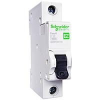 Автоматический выключатель Easy9 1р 6А, С, 4,5 кА
