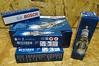 Свечи зажигания на Samand 1.8 Bosch (ккт)