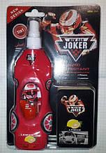 Полироль + мочалка Joker-35 Auto Protectant Лимон