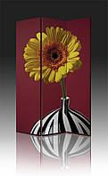 Ширма Промарт Україна Цветок в вазе 120х180 см
