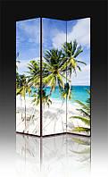 Ширма Промарт Україна Пальмы на пляже 120х180 см, фото 1