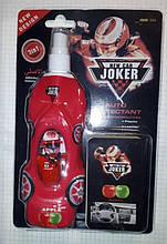 Полироль + мочалка Joker-35 Auto Protectant Яблоко