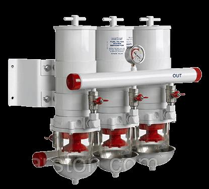 Топливный фильтр сепаратор Vetus 79100VTE центрифужный дизель