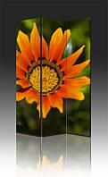 Ширма Промарт Україна Оранжевый цветок 120х180 см, фото 1