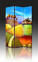 Ширма Промарт Україна Цветной пейзаж 120х180 см, фото 1
