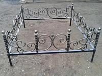 Кованая оградка, фото 1