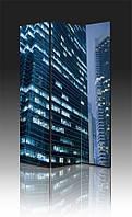 Ширма Промарт Україна Гонконг. Ночные небоскребы 120х180 см, фото 1