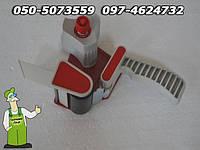 Пистолет, диспенсер ручной упаковочный для клейких лент с регулировкой натяжения Favorit