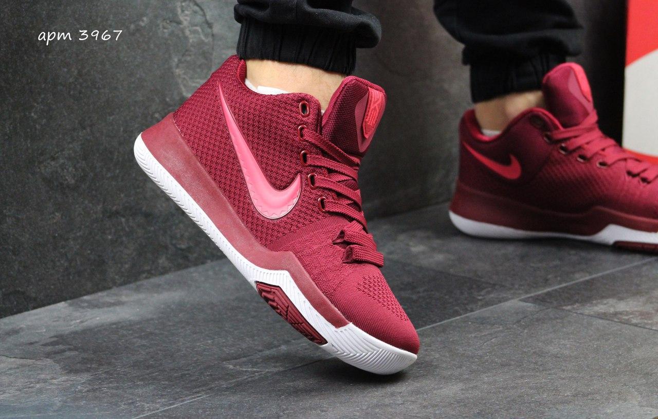 40510161 Мужские кроссовки Nike Zoom бордовые,плотная сетка 42р 44, цена 840 грн.,  купить в Хмельницком — Prom.ua (ID#629947560)