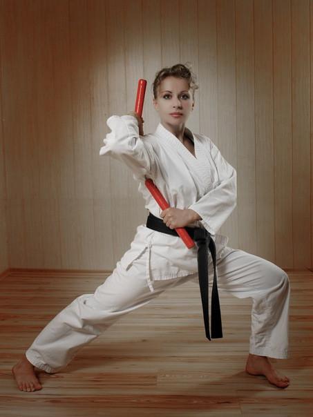 Курсы самообороны для женщин
