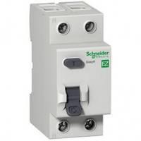 Дифференциальный выключатель нагрузки (УЗО) Easy9 2р 25А 30мА