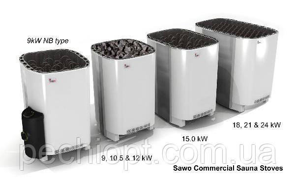 Купить Печь-каменка SAWO цена, фото 2