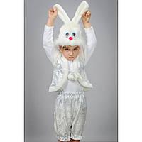Детский карнавальный новогодний костюм Заяц