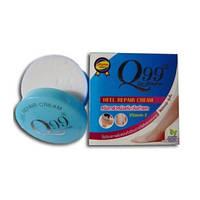 Универсальный крем Q99 от трещин на пятках и растяжек 10 г