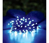 Гирлянда на 300 LED синий цвет