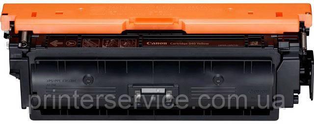 Картридж Canon 040Y для LBP710Cx LBP712Cx