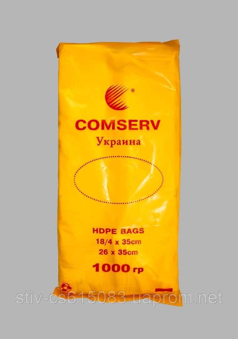 Пакет 18*35(1000 гр) комсерв