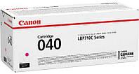 Картридж Canon 040 magenta для LBP710/712 (0456C001)