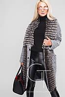 Женское демисезонное пальто прямого кроя SV 26329