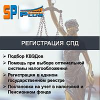 Регистрация ФЛП, ООО